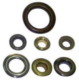 High Quality Brass Eyelet-Alloy Rivets and Eyelet/Hook/Ring pictures & photos