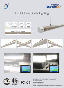 Surface or Suspending Mounting Free Connecting Office Linear Lighting pictures & photos