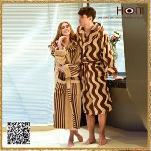 100% Cotton Bathrobe, Terry Bathrobe, Couple Bathrobe pictures & photos