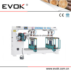 Low Price Wooden Furniture Multi Spindle Drilling Machine (F63-3C) pictures & photos