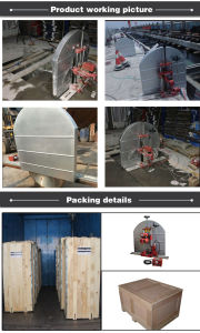 320mm Cutting Reinforced Concrete, Digtal Controlling Box (OB-800DW) pictures & photos
