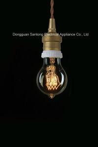 Hot Selling A19/A60 Antique 15 Anchors Tungsten Filament Bulb