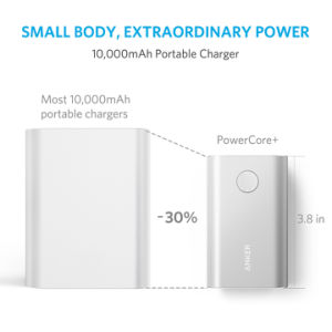 Anker Powercore+ 10050 with Qualcomm Quick Charge 2.0 Powerbank pictures & photos
