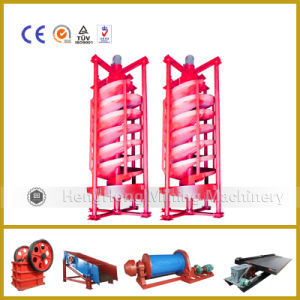Mining Gravity Recovery Spiral Chute Separator for Coal Mine Equipment
