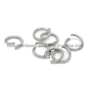 Nickel Plated Steel Split Jump Rings pictures & photos