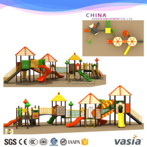 Vasia Castle Series Outdoor Playground (VS2-160406-33A) pictures & photos