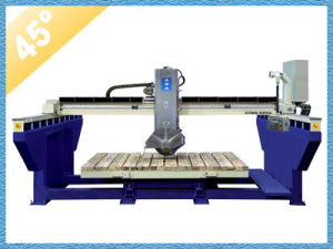 Xzqq625A Bridge Saw Laser Cutting Machine for Granite Marble Countertops Kitchentop pictures & photos