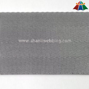 2 Inch Gray Nylon Seatbelt Webbing pictures & photos