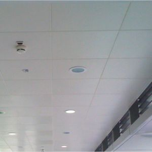 Aluminum Clip-in False Metal Ceiling with ISO 9001: 2008 pictures & photos