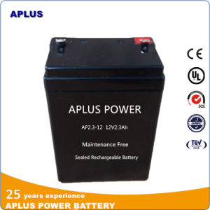 China Gold Supplier Solar Battery 12V 2.3ah for Railway Communication pictures & photos