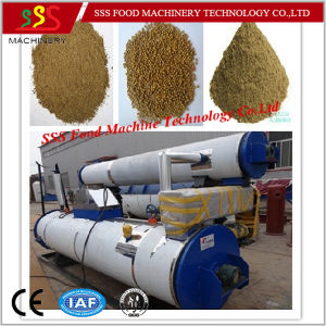Small Fish Meal Feed Pellet Making Machine