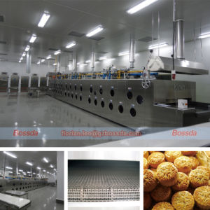 Guangzhou Supplier Machine Tunnel Gas Oven for Bakery Food Factory pictures & photos