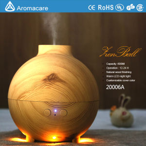 Portable Aroma Diffuser Ultrasonic Nebulizer (20006A) pictures & photos