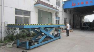 Stationary Hydraulic Scissor Lift Platform (SJG10-4) pictures & photos