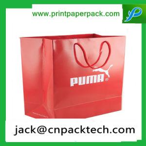 Gift Paper Bag Cosmetic Bag Kraft Paper Bag Handle Bags pictures & photos