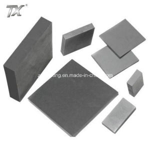 OEM Tungsten Plates for Cutting Tools with High Resistance pictures & photos