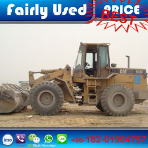 Good Condition Second Hand Cat Wheel Loader 938f of Loader