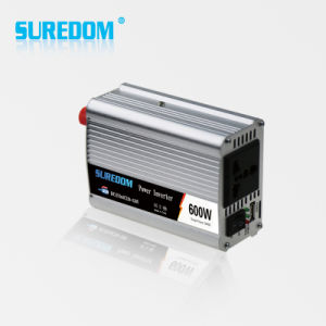 600W Car Power Inverter DC/AC 12V 220V 50/60Hz Converter pictures & photos