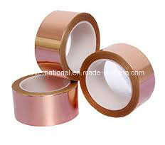 Copper Tapes with 0.06m Thickness for EMI Room Shielding pictures & photos