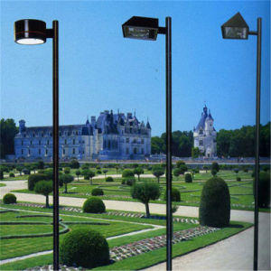 4m 5m 6m 8m 9m 10m 12m Pole Parking Lot Light LED Street Lighting 120W LED Street Light pictures & photos