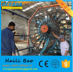 Reinforced Cage Welding Machine for Concrete Pipes with High Strength pictures & photos