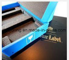 PP Polypropylene Packing Box Instead of Carton Box with Magic Tape Sealing Environmently/ Recyclable pictures & photos