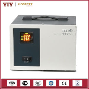 2017 Hot Sale Single Phase Servo Type Voltage Stabilizer pictures & photos