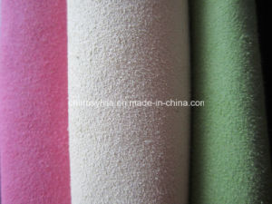 Microfiber Suede Leather pictures & photos