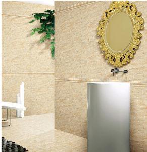 300X600mm 6D-Inkjet Glazed Interior Porcelain Wall Tile for Bathroom (005) pictures & photos