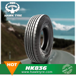 Superhawk Heavy Duty Steel Radial TBR Truck Tyre 1200r20 12r22.5 pictures & photos