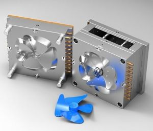 Plastic Injection Moulding Tooling Service& Maker Injection Mould PP Moulding pictures & photos