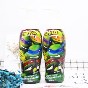 Turtles Shampoo Is Popular with Children pictures & photos
