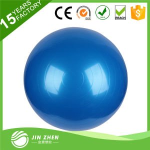 SGS PVC Gym Ball Exercise Yoga Ball with Color Box