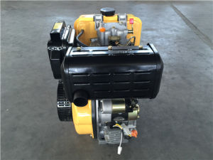 12HP Air-Cooled Diesel Engine (FSH188FA) pictures & photos
