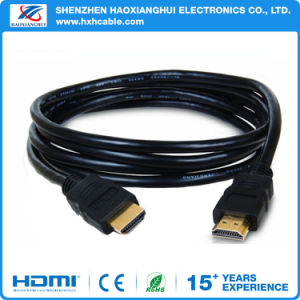 Shenzhen Cheapest 1.4V CCS Od5.5 Goldplated HDMI Cable pictures & photos