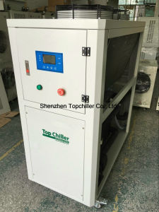 87900BTU/H Industrial Air Cooled Water Chiller for Anodic Oxidation pictures & photos
