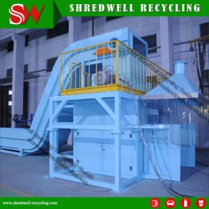 Manufacturer Best Selling Baled Aluminum Recycling Line pictures & photos