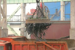 MW5 Lifting Electric Magnet for Steel Scraps pictures & photos