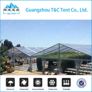 Luxury Outdoor 20m Clear Span Wedding Venues Tent for Longines Beijing Tour pictures & photos