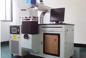 Semiconductor End Pumped Laser Marking Equipment (EP-12W) pictures & photos