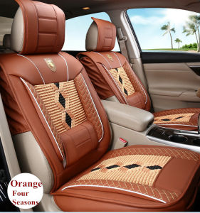 Ice Silk Car Seat Cover and Cushion pictures & photos