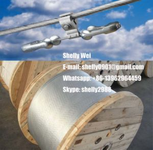 "Guy Wire 1/4"" Ehs, 5000FT/Reel ASTM a 475 pictures & photos"