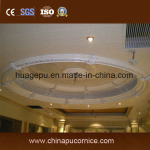 New Design PU Ceiling Medallions / Lamp Pool pictures & photos