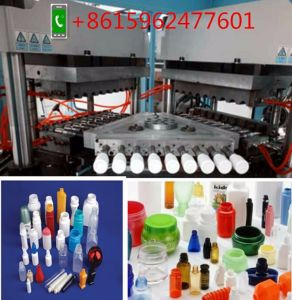 LDPE Plastic Bottles Injection Blow Molding Machine pictures & photos