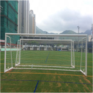 5X2m Aluminum Collapsible Fold up Foldable Soccer Goal pictures & photos