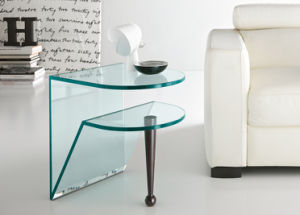 Tempered Glass Side Table with En12150 pictures & photos