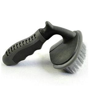 Tyre Brush/ Car Tyre Cleaning Brush with Grip Handle pictures & photos