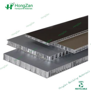 Curtain Wall Honeycomb Panel for Exterior Wall pictures & photos