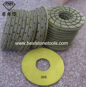 Floor Polishing Pad for Grinding Concrete Marble