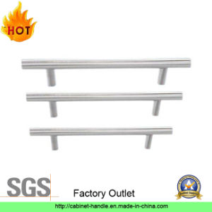 Factory Outlet Stainless Steel Cabinet Furniture Handle (T 136)